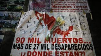 mexico - 90 Mil Muertos
