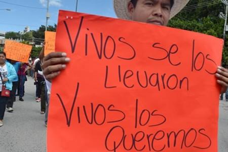 Da Iguala a Città del Messico: la cronologia